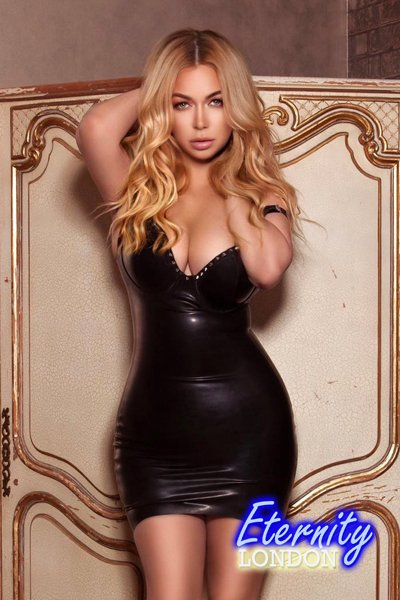 Blonde Paddington W2 London Escort Girl