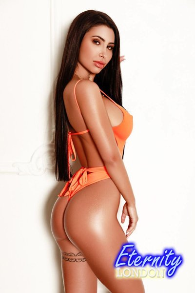 Brunette Piccadilly Circus W1 London Escort Girl